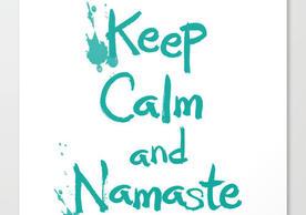 keep calm and namaset